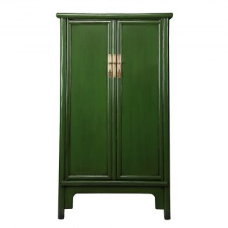 Chinese Kast Megan Dark Green