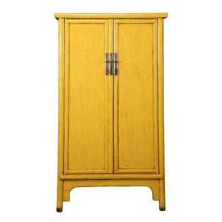 Chinese Kast Megan - Geel - Fresh Yellow